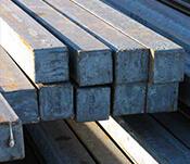 Прокат стальной квадратный