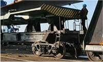 Выгрузка и хранение вагонов